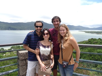 Friends picture - Floripa