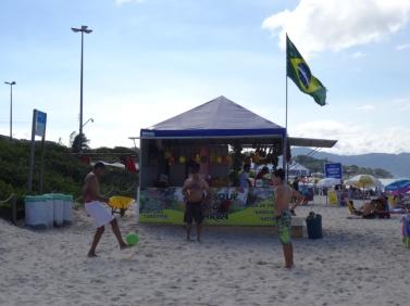 Playa Jurere - Floripa