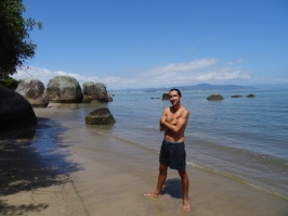 Our private beach - Floripa