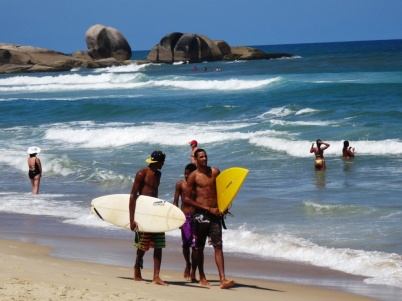 Playa Mole - Floripa