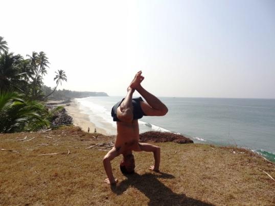Yoga time – Varkala