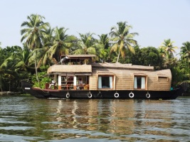 House boat – Allepey