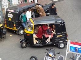 4.Rickshaw
