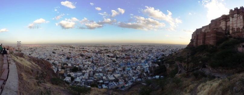 The blue city - Jodhpur