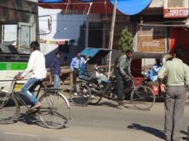 6.Cyclo Rickshaw