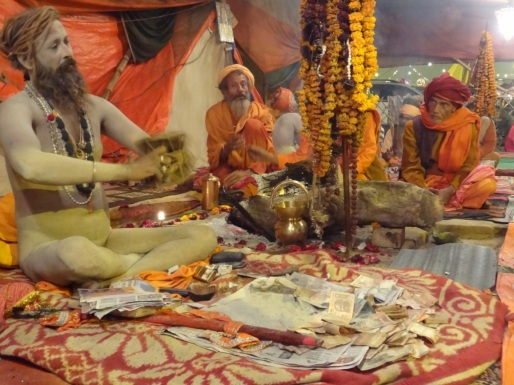 Naga Baba – Kumbh Mela 2013 – Allahabad