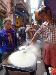 Street Food – Varanasi