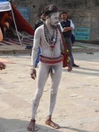 Naga Baba - Varanasi