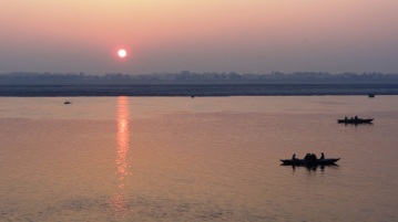 Sunset - Varanasi