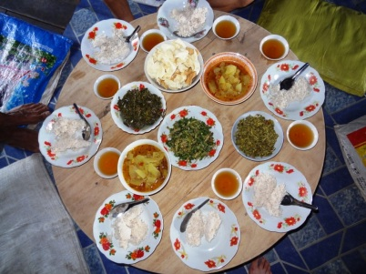 Food - Treck Hsipaw