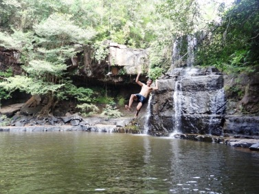 Risky life - Koh Kood Island