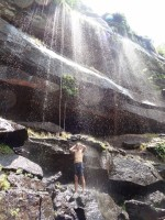 Jungle Shower – Krong Koh Kong