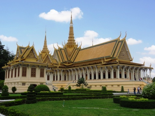 Royal Palace – Phnom Penh