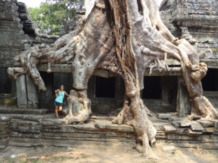 Taphom Temple – Angkor