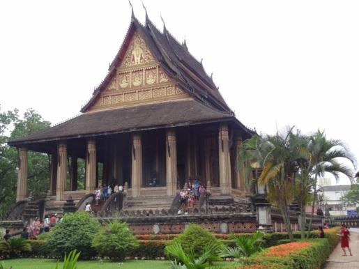 Haw Pha Kaew temple- Vientiane