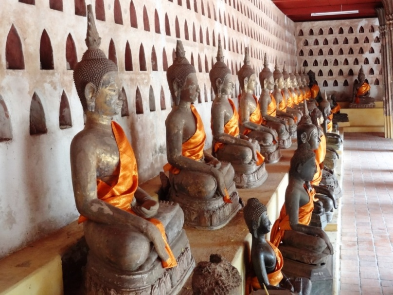 Wat Si Saket temple – Vientiane