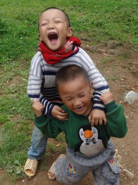 Children - Sapa