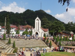 Church - Sapa