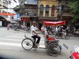 Tuk Tuk - Hanoi