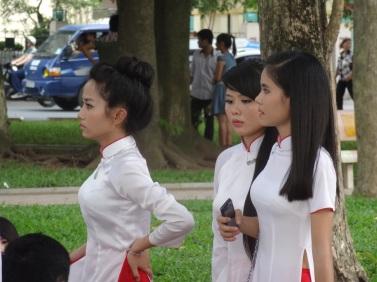 Vietnamese women - Hanoi