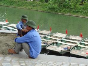 Vietnamese men
