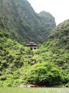 Trung An caves - Ninh Binh