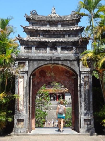 Imperial grave - Hué