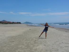 Hué beach