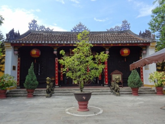 Chinese temple - Hoï An
