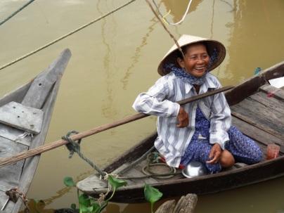 Boatwoman - Hoï An