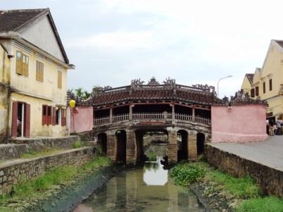 Japanese Bridge - Hoï An