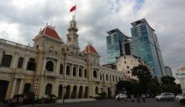City hall - Ho Chi Minh City