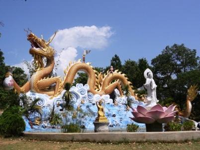 Temple - Thaton