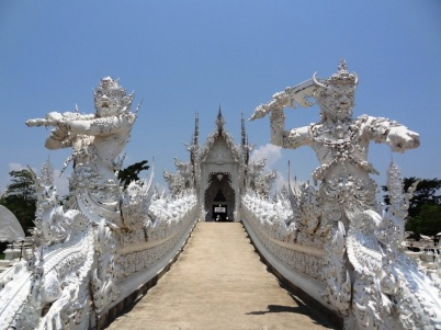 White Temple - Chiang Raï