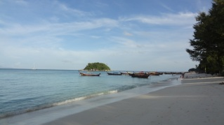 Sunrise Beach - Ko Lipe