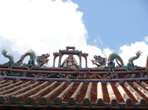 Chinese temple - Penang