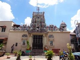 Hindu Temple - Penang