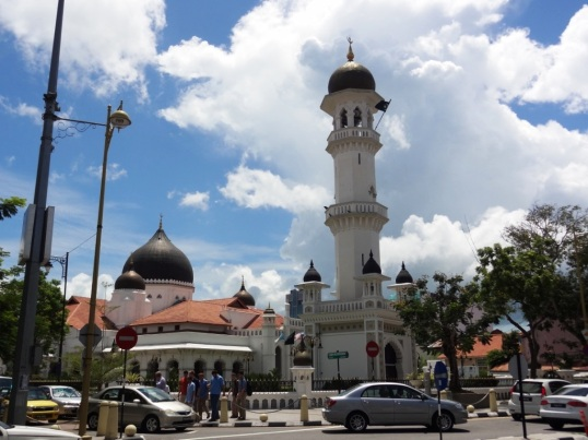 Mosquee - Penang