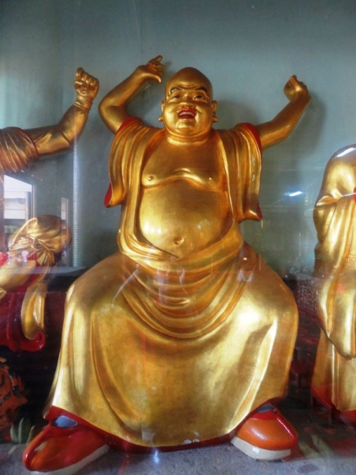 Dancing Buddha - Penang