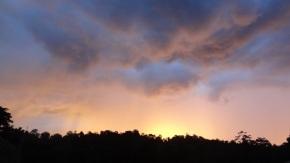 Sunset - Taman Negara
