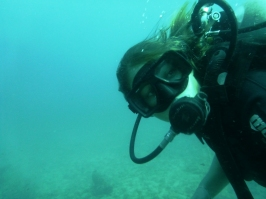 Elise diving - Perhentian Islands