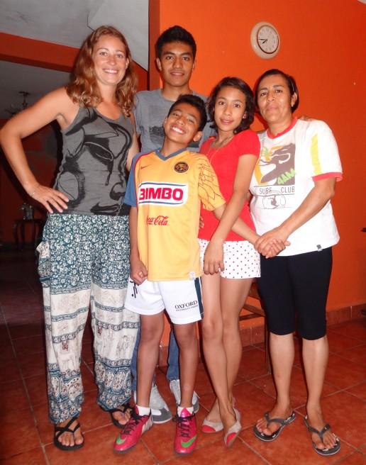 Oaxaca Familia