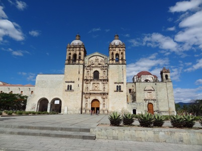 Santo Domingo Church - Oaxaca