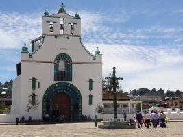 Church - Chamula
