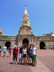 Clock Tower - Cartagena