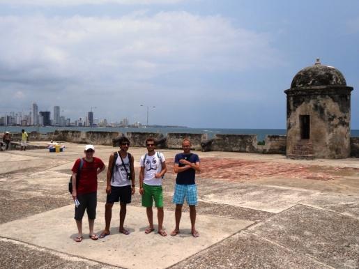 The guys - Cartagena