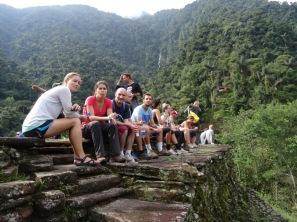 The team - Ciudad Perdida