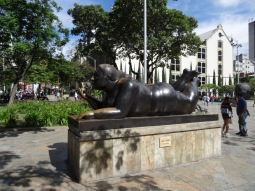 Plaza de las Sculpturas - Medellin