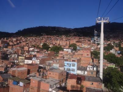 Metrocable - Medellin