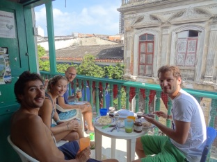 Breakfast - Cartagena